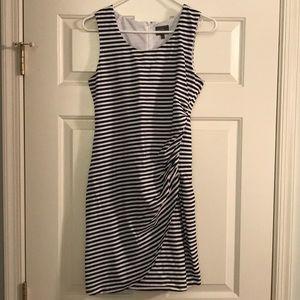 Market & Spruce Carl stretch wrap dress
